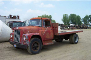 Looking for a 1960's 1970's international truck/semi
