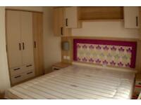 ABI SUNNINGDALE STATIC CARAVAN FOR SALE MEOLS STOKE WIRRAL LIVERPOOL
