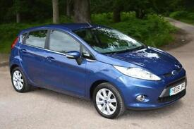 2009 FORD FIESTA 1.25 Zetec 5dr [82] ONLY 36000 MILES