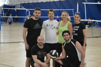 Co-Ed Adult Spring Court Volleyball Tournament