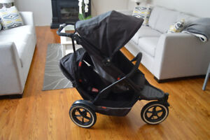 Phil and Ted Double Explorer Stroller