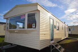 Static Caravan Whitstable Kent 3 Bedrooms 8 Berth ABI Sunrise 2009 Alberta