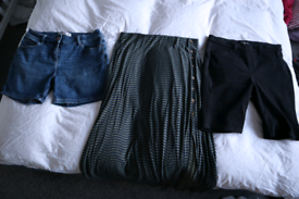 Women's petite size 12 clothing bundle £10 - collection only