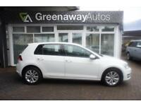 2013 VOLKSWAGEN GOLF SE TDI BLUEMOTION TECHNOLOGY DSG STUNNING CAR WITH FSH HATC
