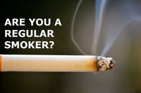 SMOKERS NEEDED FOR RESEARCH STUDY