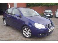 2009 Volkswagen Polo 1.2 ( 70ps ) Match+nice miles