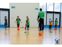 Enthusiastic Coach able to lead football and sport coaching sessions needed