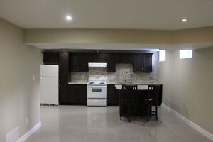 Newmarket bachelor basement apartment with separate entrance