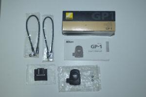 Le module GPS GP-1 Nikon