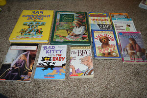 Young Girl Book Lot