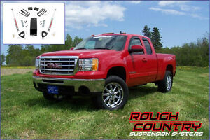 Rough Country - LIFT KIT 3.5'' Silverado-Sierra 1500 07-13