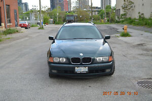 1999 BMW 5-Series 528i Wagon