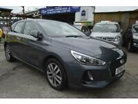 2018 Hyundai i30 1.0T GDI SE SAT Nav 5dr 2018 ULEZ COMPLIANCE ONE OWNER HATCHBA