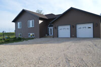 5bed/4bath/Completely Developed Custom Acreage& lots of Privacy