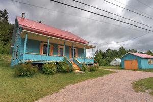 Maison patrimoniale à l'Anse St-Jean Saguenay Saguenay-Lac-Saint-Jean image 9