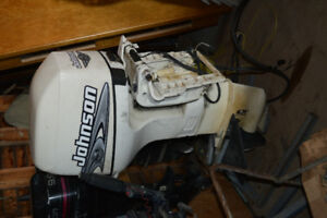 Johnson 35 Outboard