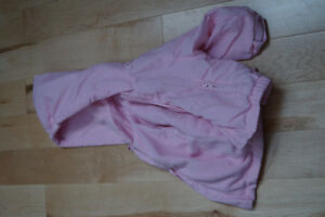 Pink 12 month spring/fall jacket