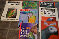 BOOKS FOR OWNERS OF PARROTS