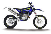 SHERCO SEF-R 4 STROKE ENDURO/MOTORCYCLE fuel inj, electric start