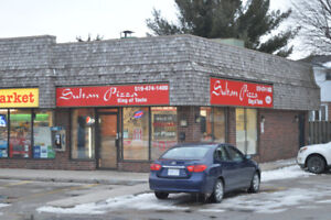 PIZZA TAKE-OUT RESTAURANT FOR SALE ( SULTAN PIZZA )