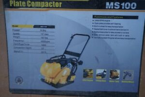 19'' plate Compactor