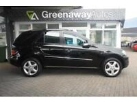 2007 MERCEDES M-CLASS ML320 CDI SPORT GREAT VALUE 4X4 SAT NAV ESTATE DIESEL