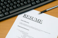 Professional, Affordable Resume Service