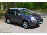 2009 NISSAN X TRAIL 4X4 2.0 dCi Sport 5dr ONE OWNER ONLY 21,000 MILES