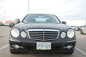2009 Mercedes-Benz E-Class 3.0L Sedan
