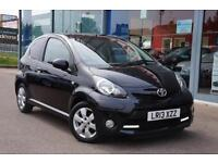 2013 TOYOTA AYGO 1.0 VVT i Fire [AC] GBP0 TAX, ALLOYS and AIR CON