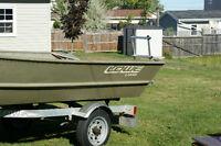 Lowe Jon Boat