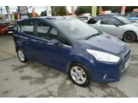 Ford B-Max 1.4 ( 90ps ) 2013.5MY Zetec petrol ONE OWNER ULEZ COMPLIANCE