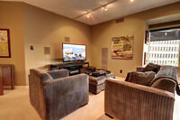 Luxury 2 Bdr Condo Plus Den in Downtown Available Immediately