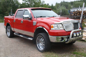 2006 ford f150 4x4, truck is showroom condition, 123,000 kms, ne