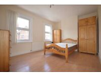 Finchley Road. Spacious 3 double bedroom house with a private garden.