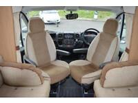 2012 ELDDIS AUTOQUEST 155 MOTORHOME 4 BERTH 2 TRAVELLING SEATS 2.2 DIESEL MANUAL