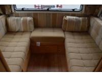 2008 ELDDIS SUNSTYLE 180 GT MOTORHOME 6 BERTH 6 TRAVELLING SEATS 2.2 DIESEL MANU