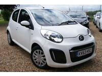 2013 63 CITROEN C1 1.0 VTR 5D 67 BHP, UNDER CITROEN WARRANTY, 1 OWNER FROM NEW