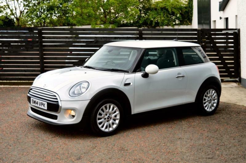 white mini cooper new used car reviews 2018. Black Bedroom Furniture Sets. Home Design Ideas