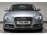 2015 Audi S5 3.0 TFSI (333ps) S Tronic quattro - FINANCE PCP HP WARRANTY PX