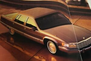 1994 Cadillac Fleetwood Brougham Near Mint Condition