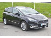 2017 FORD S-MAX VIGNALE 2.0 TDCi 5dr Powershift