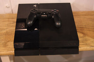 Playstation 4 PS4 a vendre for sale
