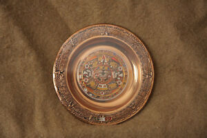 Copper Wall Hanging Plate