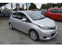 Toyota Yaris 1.33 ( 99bhp ) M-Drive S 2012MY TR AUTOMATIC 5 DOORS