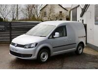 2013 VW CADDY 1.6 102 STARTLINE AC EW REFLEX SILVER 2 KEYS 1 OWNER