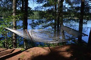 Lakeside Cabin 35 min from Ottawa