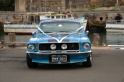 Ford Mustang Coupe 1967 Glenbrook Blue Mountains Preview