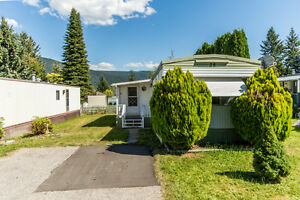 #58 3350 10 Avenue, NE Salmon Arm. Great Starter Opportunity!