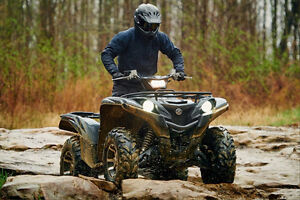 Looking For Yamaha Grizzly 700 2010 - 17 Thx